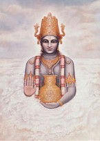Dhanvantari God of Ayurveda